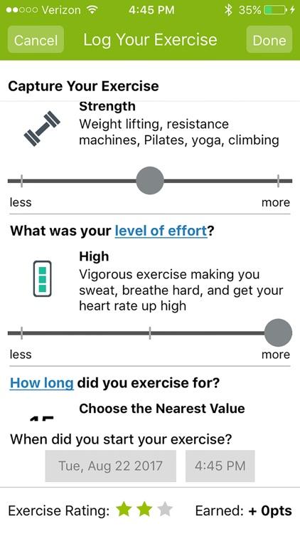 KiweeFit - Healthy Habits screenshot-4