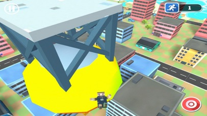 Block Man Sky Tower screenshot 3