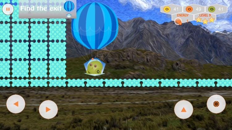 Kiwi Hobo Run screenshot-4