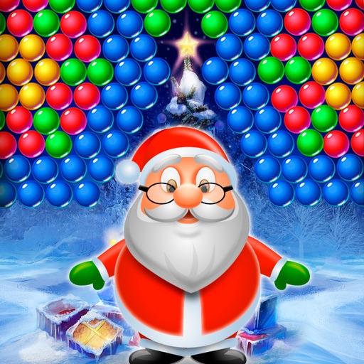 Bubble Shooter Christmas Balls