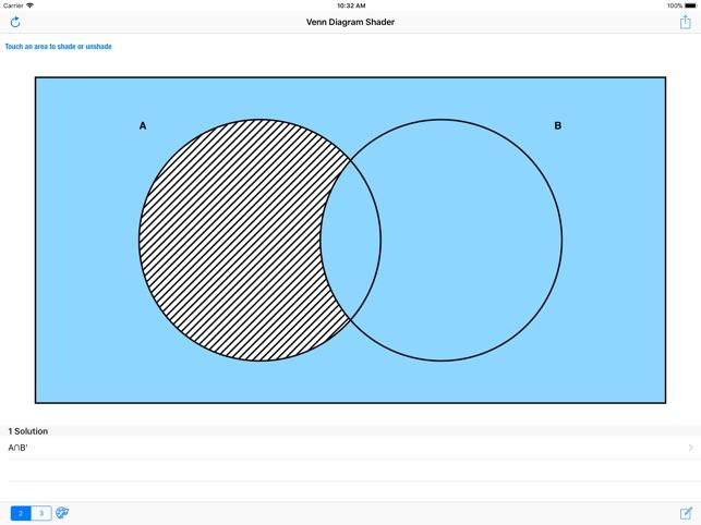 Shade venn diagram calculator selol ink shade venn diagram calculator ccuart Choice Image