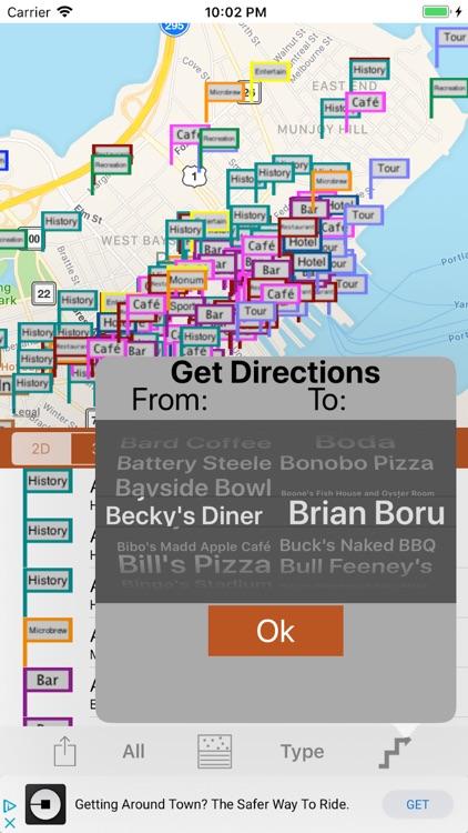 Portland, Maine Navigator screenshot-3