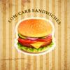 Low-carb wraps & sandwiches
