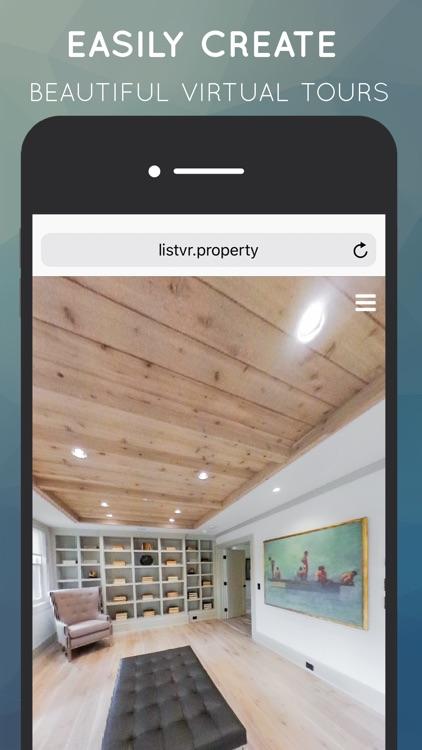 ListVR™ - Virtual Tour Builder screenshot-0