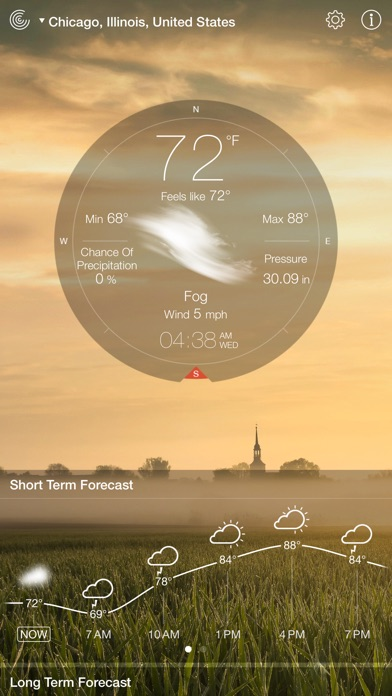 download Weather Live゜ apps 3