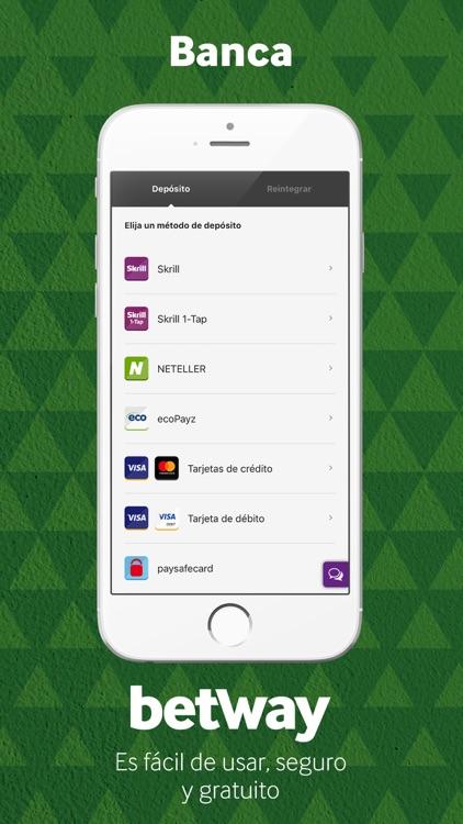 Betway Apuestas Deportivas screenshot-7