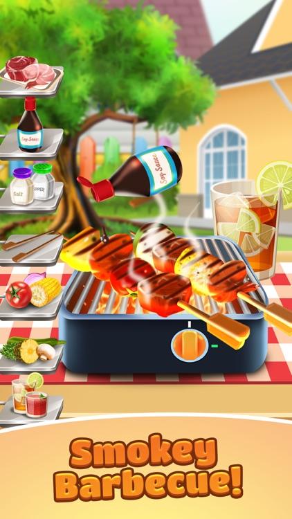 Waffle Food Maker Cooking Game screenshot-3