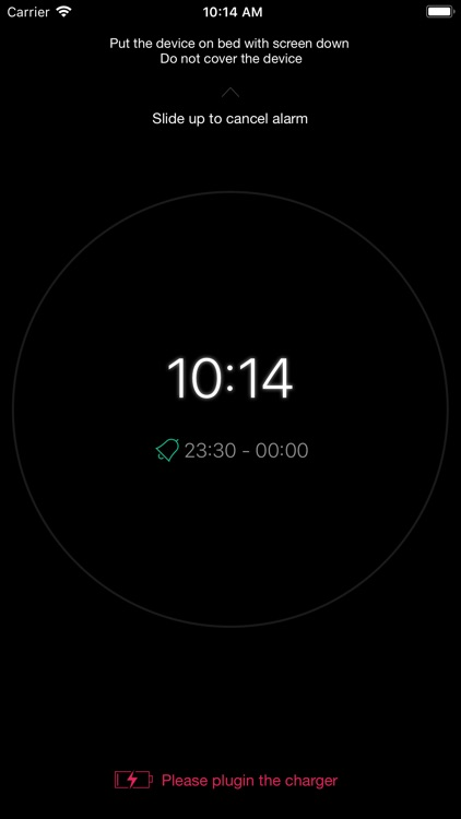 Smart Cycle Alarm PRO screenshot-4