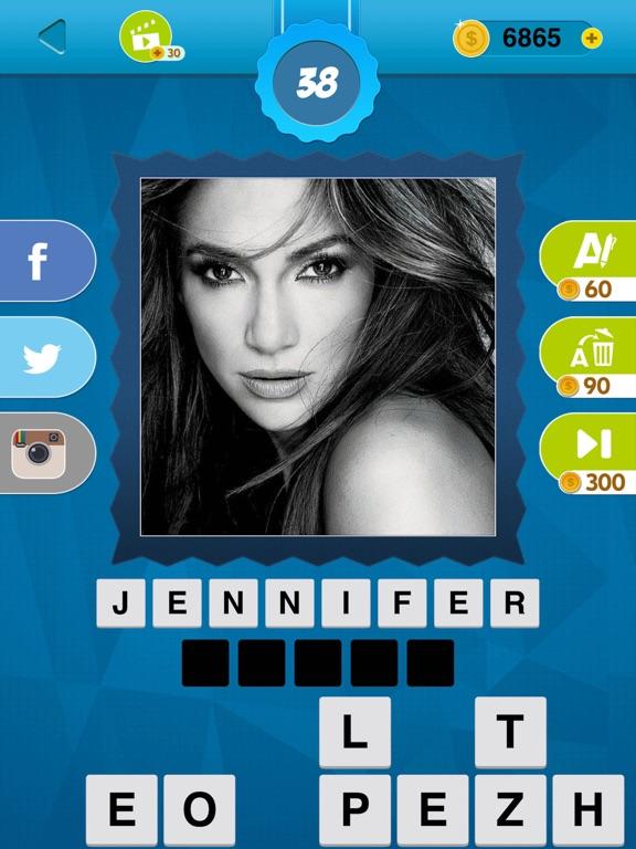 Игра 600 Celebs - Celebrity Guess Quiz