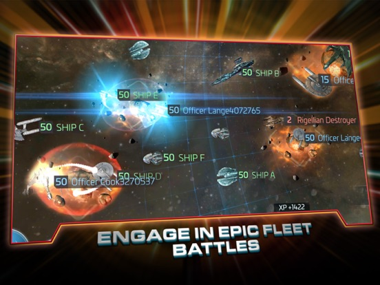 Star Trek Fleet Command screenshot #5