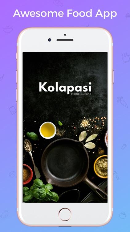 Kolapasi - Hungry to happy