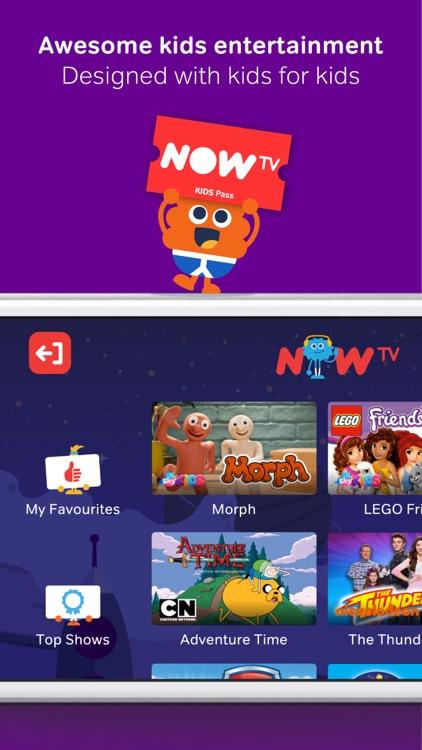 NOW TV: Movies, TV & Sports screenshot-4