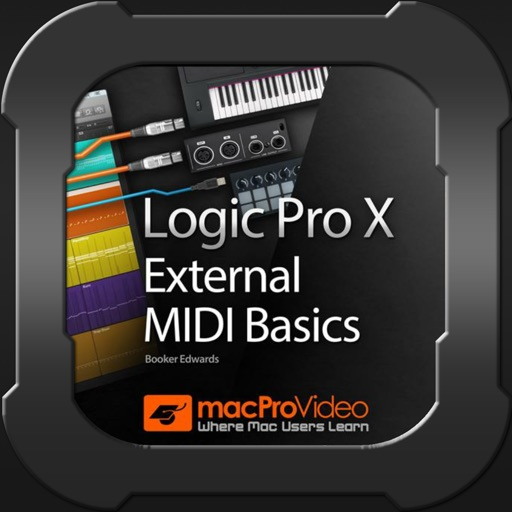 MIDI Basics For Logic Pro X