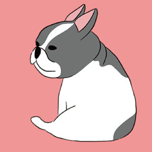French Bulldog Stickers ! - Stickers app