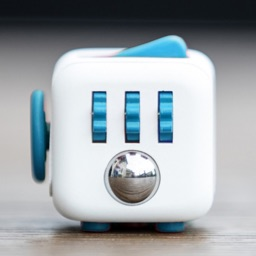 Fidget cube game - Spin cool 3d figet cubes