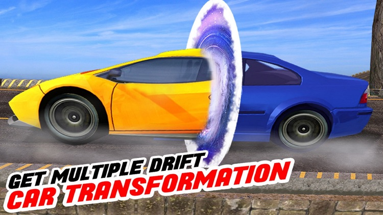 Car Transform Drift Racing screenshot-3