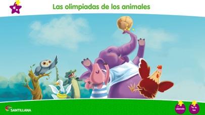 Las olimpiadas de los animales screenshot 1