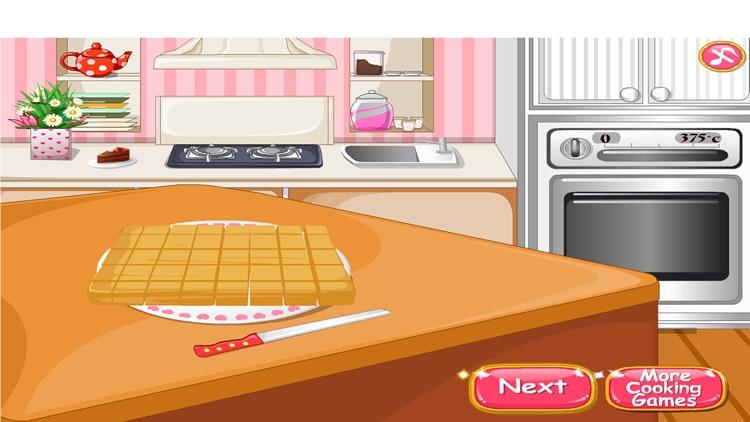 Cake Maker - Girls Games Baker screenshot-3