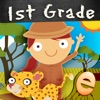 Animal Math First Grade Games