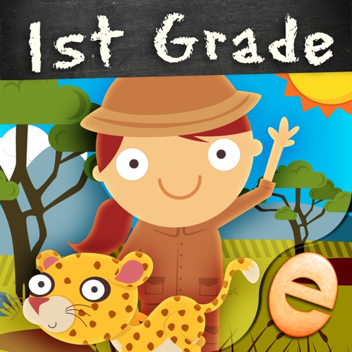 Animal Math First Grade Games