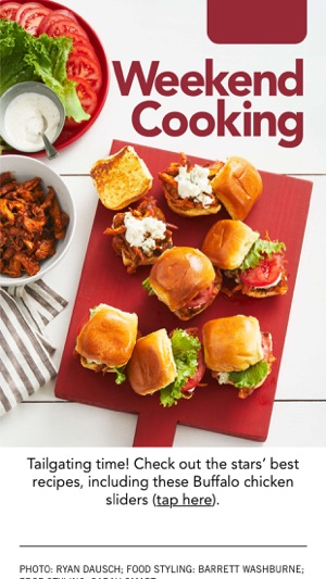 Food network magazine us on the app store food network magazine us on the app store forumfinder Gallery