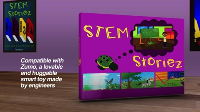 STEM Storiez-Counting Zoo EDU screenshot 5