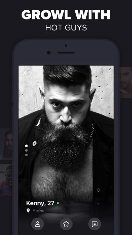 grizzly - gay dating and chat