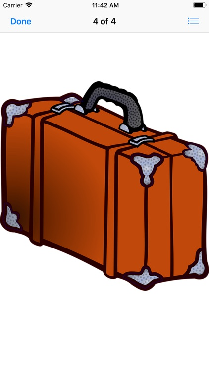 Luggage Stickers screenshot-6