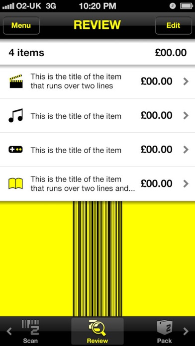 Zapper.co.uk – Sell your used items screenshot three