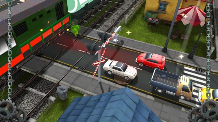 Railroad Crossing Game screenshot-4