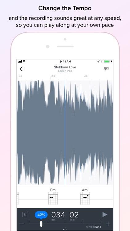 Capo touch screenshot-0