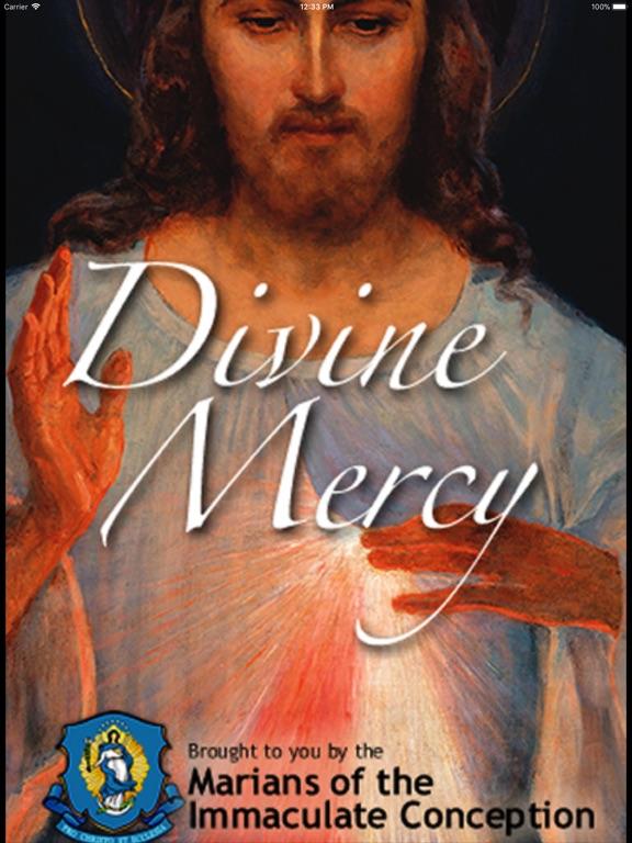 Divine Mercy iPad
