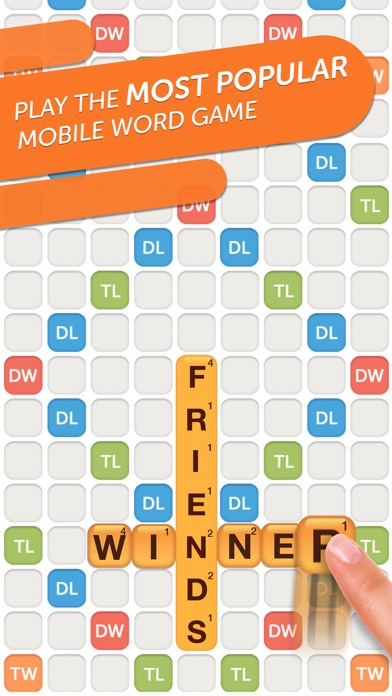Words With Friends 2-Word Game app image