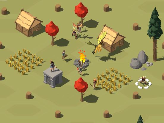 Viking Village Premium для iPad
