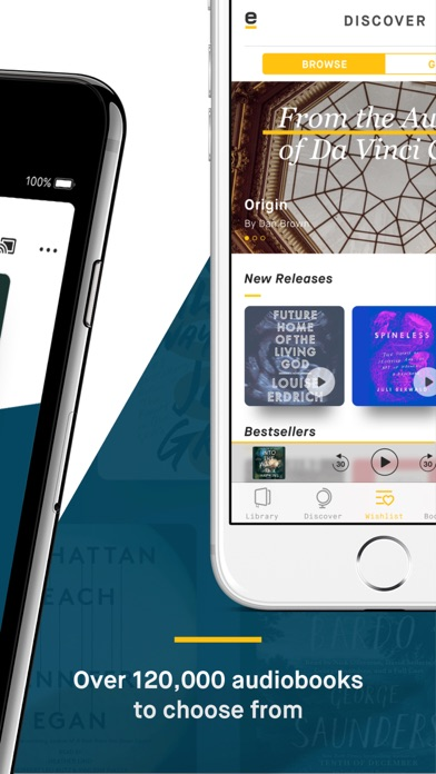 Audiobooks from eStories Скриншоты4