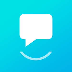Smiley Private Texting SMS app