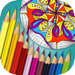 游戏 - 像素格子画画游戏