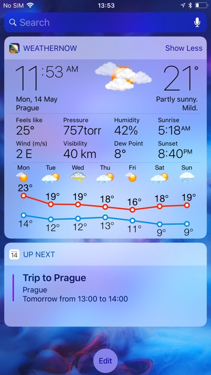 Weather Now ° radar & forecast screenshot-4