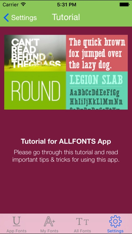 ALLFONTS - Install Any & All New Custom Fonts screenshot-4