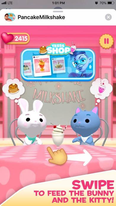 Pancake Milkshake screenshot 2