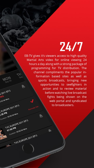 EB-TV screenshot two