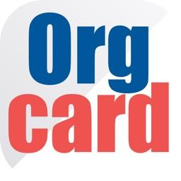 Orgcard
