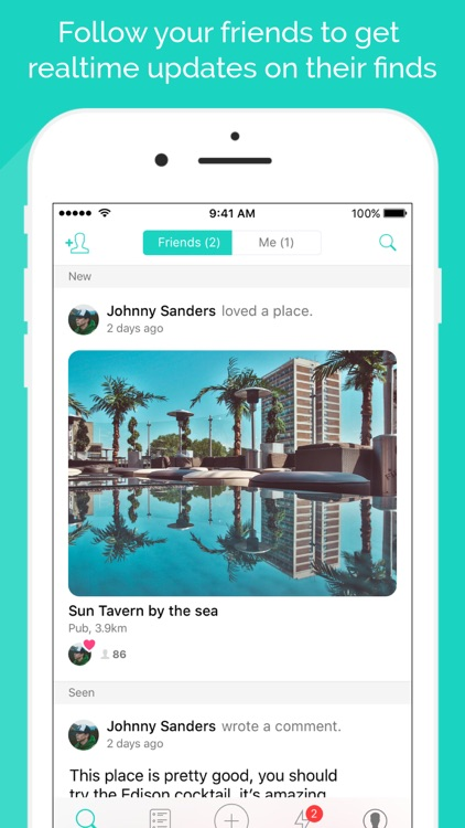 Grabbd- Social Foodie & Travel screenshot-3