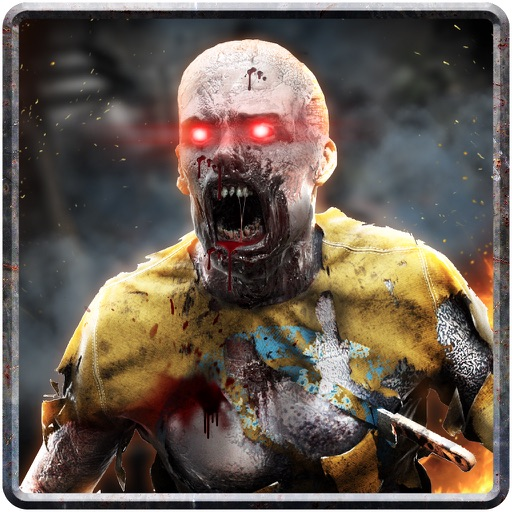 Zombie Frontier Assault: Top FPS Gun Shooting Game