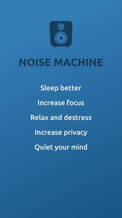 Noise Machine - White Noise