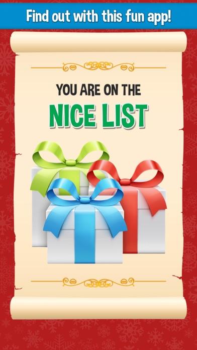 Santa's Christmas List - 窓用