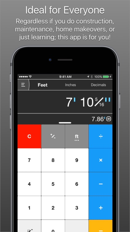 Workman's Calculator Pro screenshot-4