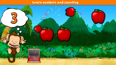 Monkey Preschool Lunchbox review screenshots