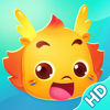 小伴龙HD-儿童益智游戏