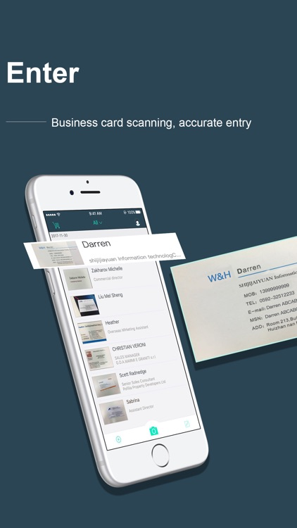 Card Scanner -- Foxcard pro screenshot-0